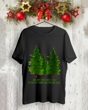 And Into The Forest I Go Classic T-Shirt lifestyle-holiday-crewneck-front-2