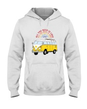 ALL YOU NEED IS LOVE Hooded Sweatshirt thumbnail