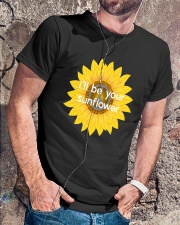 I'll be your sunflower Classic T-Shirt lifestyle-mens-crewneck-front-4