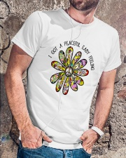 Peaceful Easy Feeling Classic T-Shirt lifestyle-mens-crewneck-front-4