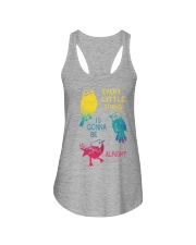 EVERY LITTLE THING IS GONNA BE ALRIGHT Ladies Flowy Tank thumbnail
