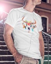 BOHO STYLE 7 Classic T-Shirt lifestyle-mens-crewneck-front-5