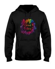 GOOD VIBES Hooded Sweatshirt thumbnail