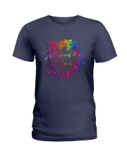GOOD VIBES Ladies T-Shirt thumbnail