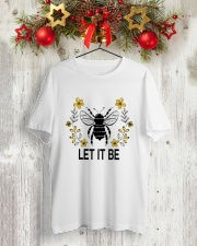 LET IT BE Classic T-Shirt lifestyle-holiday-crewneck-front-2