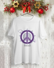 HIPPIE SOUL Classic T-Shirt lifestyle-holiday-crewneck-front-2