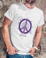 HIPPIE SOUL Classic T-Shirt lifestyle-mens-crewneck-front-4
