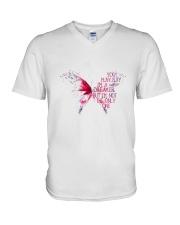 HP-D-27021919-You May Say V-Neck T-Shirt thumbnail