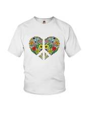 FLOWER POWER Youth T-Shirt thumbnail