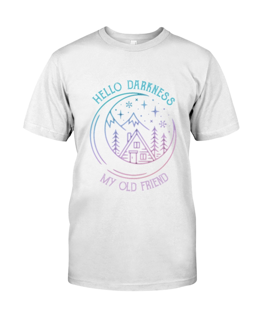 HP-D-2602195-Hello darkness my old friend 3 Classic T-Shirt