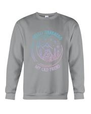 HP-D-2602195-Hello darkness my old friend 3 Crewneck Sweatshirt thumbnail