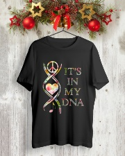 It's my DNA Classic T-Shirt lifestyle-holiday-crewneck-front-2