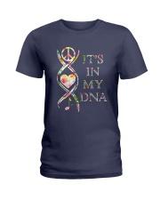 It's my DNA Ladies T-Shirt thumbnail