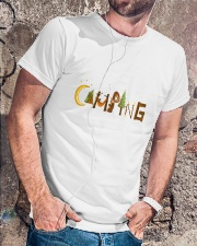Camping Pain A Classic T-Shirt lifestyle-mens-crewneck-front-4