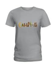 Camping Pain A Ladies T-Shirt thumbnail