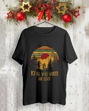 Lost 1 Classic T-Shirt lifestyle-holiday-crewneck-front-2