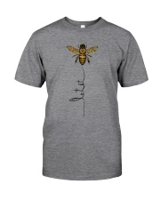 Let  it bee Classic T-Shirt front