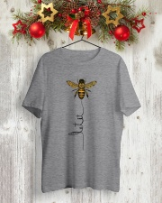 Let  it bee Classic T-Shirt lifestyle-holiday-crewneck-front-2