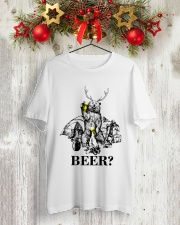 BEER Classic T-Shirt lifestyle-holiday-crewneck-front-2