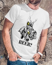 BEER Classic T-Shirt lifestyle-mens-crewneck-front-4