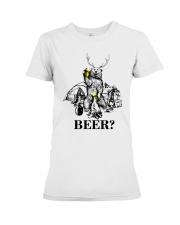BEER Premium Fit Ladies Tee thumbnail