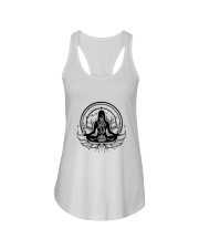 Yoga Mandala Ladies Flowy Tank thumbnail