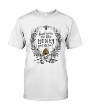 HONEY TO THE SOUL Classic T-Shirt front