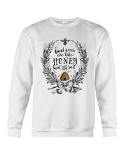 HONEY TO THE SOUL Crewneck Sweatshirt thumbnail