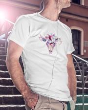 BOHO STYLE 4 Classic T-Shirt lifestyle-mens-crewneck-front-5
