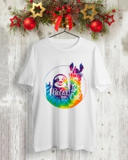 RELATIONSHIP Classic T-Shirt lifestyle-holiday-crewneck-front-2