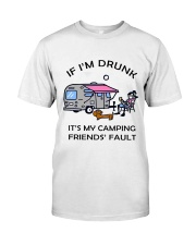 Friends Fault Classic T-Shirt front