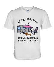 Friends Fault V-Neck T-Shirt thumbnail