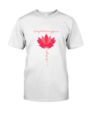 Be Alright Premium Fit Mens Tee front