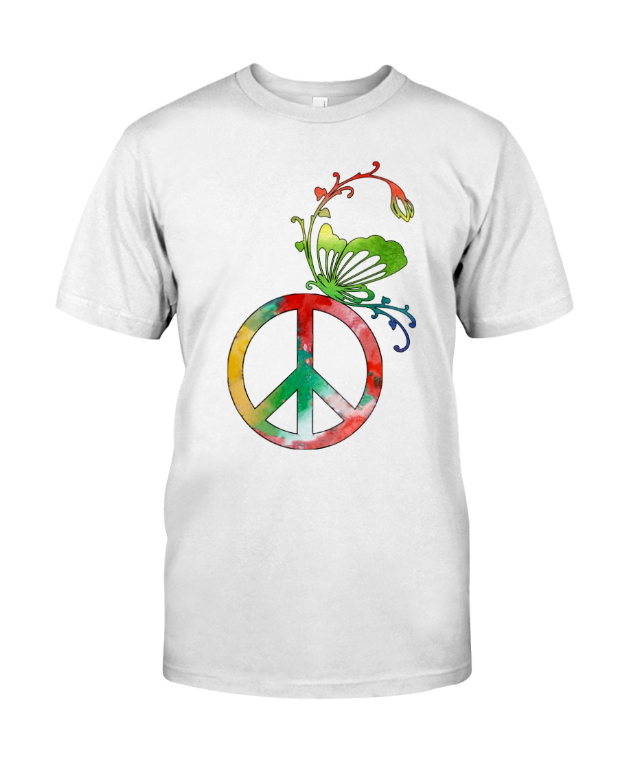 PEACE  Premium Fit Mens Tee