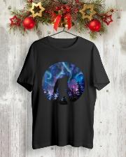Bigfoot Classic T-Shirt lifestyle-holiday-crewneck-front-2