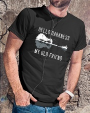 OLD FRIEND Classic T-Shirt lifestyle-mens-crewneck-front-4