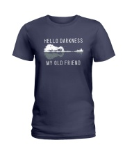 OLD FRIEND Ladies T-Shirt thumbnail