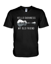 OLD FRIEND V-Neck T-Shirt thumbnail