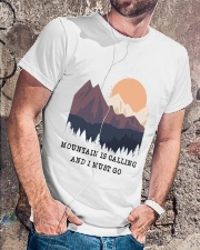 CP-D2602198-Mountain is calling and i must go 2 Classic T-Shirt lifestyle-mens-crewneck-front-4
