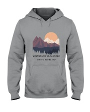 CP-D2602198-Mountain is calling and i must go 2 Hooded Sweatshirt thumbnail
