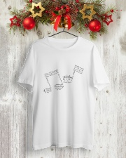 MUSIC Classic T-Shirt lifestyle-holiday-crewneck-front-2