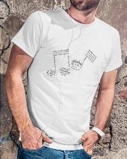 MUSIC Classic T-Shirt lifestyle-mens-crewneck-front-4
