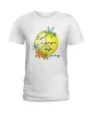 I Got A Peaceful Easy Feeling  Ladies T-Shirt thumbnail