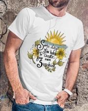 YOUR OWN SUNSHINE Classic T-Shirt lifestyle-mens-crewneck-front-4