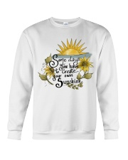 YOUR OWN SUNSHINE Crewneck Sweatshirt thumbnail