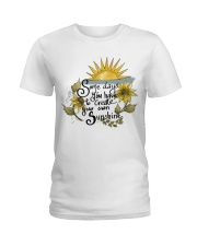 YOUR OWN SUNSHINE Ladies T-Shirt thumbnail