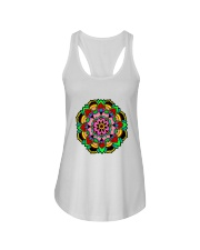 MANDALA 10 Ladies Flowy Tank tile