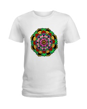 MANDALA 10 Ladies T-Shirt thumbnail