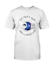 Wonderful World Classic T-Shirt front