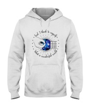 Wonderful World Hooded Sweatshirt thumbnail
